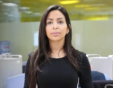 Ghada Al Sheikh