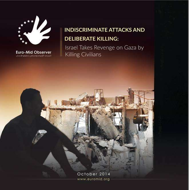 Attaques indiscriminées et massacre délibéré : Israël prend sa revanche sur Gaza en tuant des civils
