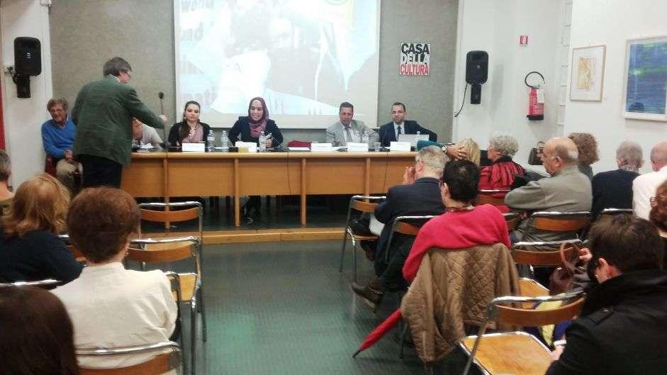 مؤتمر في إيطاليا حول الأسرى الفلسطينيين في سجون إسرائيل
