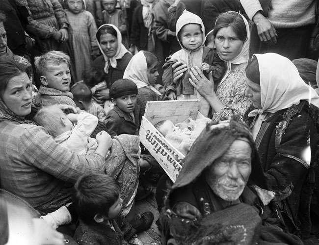 60 millions de réfugiés en 2014, selon le HCR