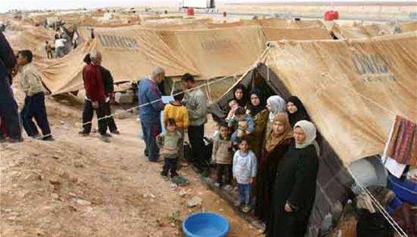 ثلاثة ملايين نازح عراقي ما بين امرأة وطفل