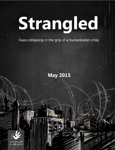 Srangled: Gaza collapsing in the grip of a humanitarian crisis