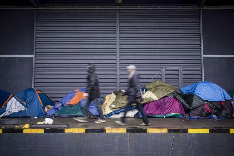 مفوضية اللاجئين تدعو فرنسا والاتحاد الأوروبي إلى إظهار قدر أكبر من التضامن تجاه المهاجرين