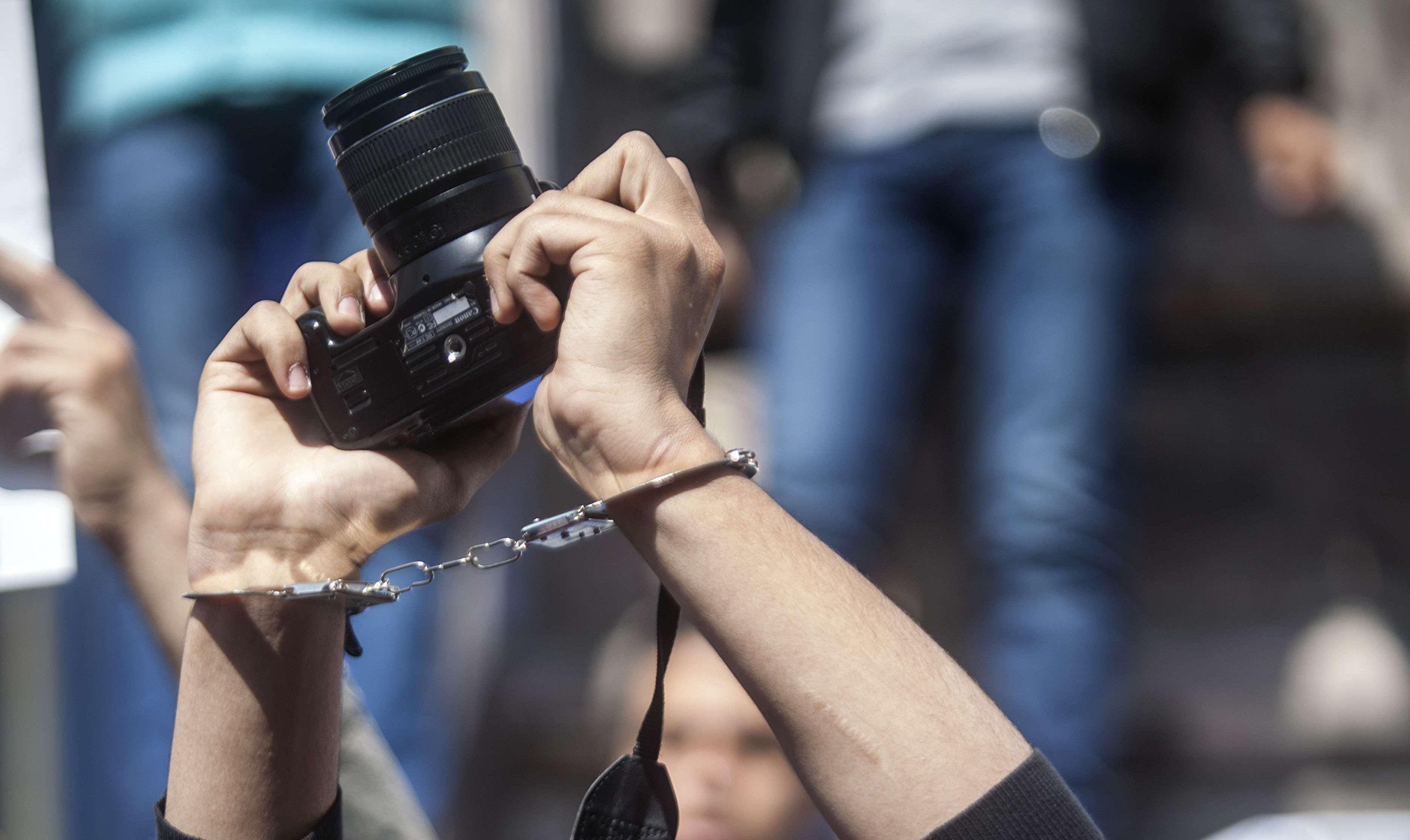 Journaliste en Egypte, un travail à haut risque