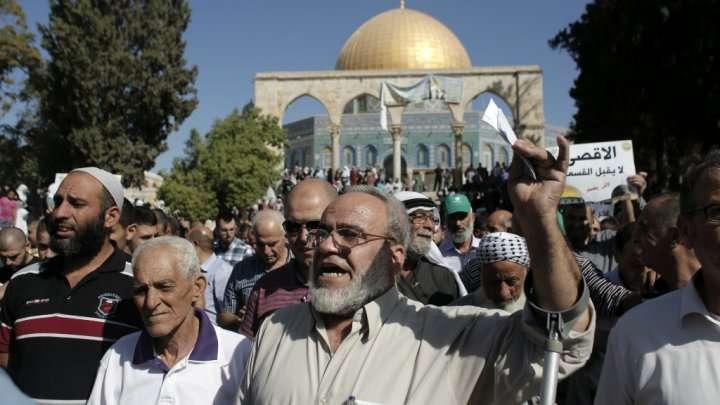 Nouveaux heurts entre police israélienne et Palestiniens sur l'esplanade des Mosquées