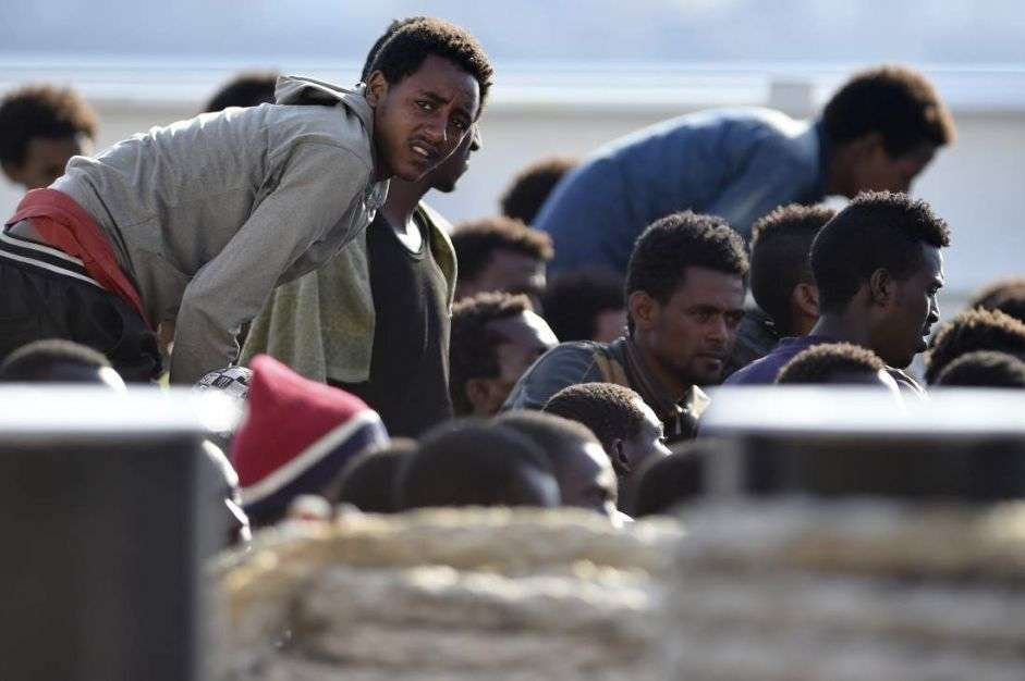 As Europe Begins to Welcome Syrians, African Refugees Fear Being Left Behind