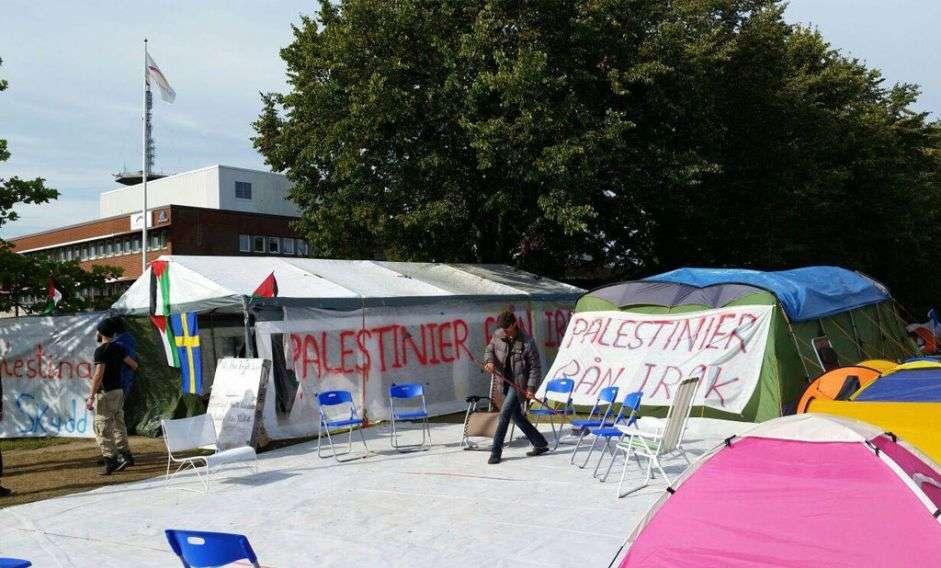 La Suède refuse la protection à des demandeurs d'asile palestiniens