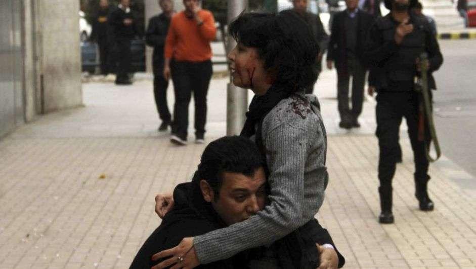 Mort de la militante égyptienne Shaima: le photographe témoigne