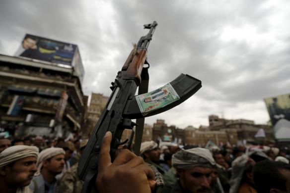 """الحوثيون ارتكبوا """"جرائم حرب"""" بحق المدنيين في """"تعز"""" ونحذر من كارثة إنسانية وشيكة"""