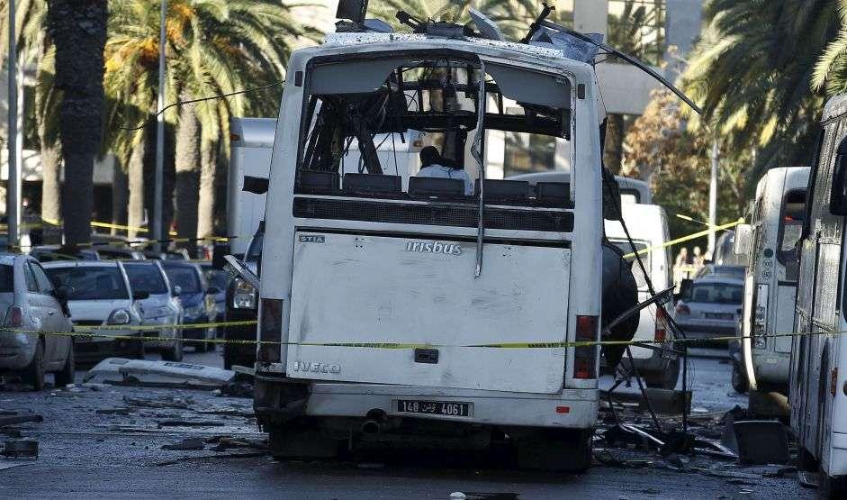إدانة هجوم تونس ودعوة السلطات التونسية لتجنب استخدام العنف في مواجهة تداعياته