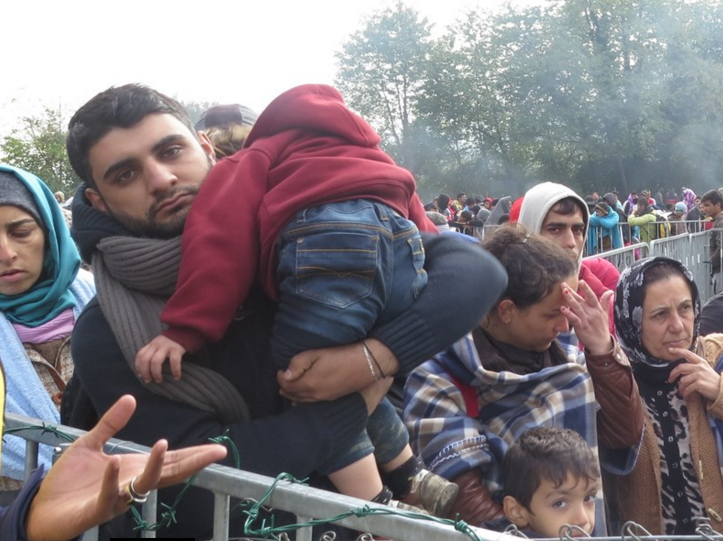 Refugees endangered and dying due to EU reliance on fences and gatekeepers
