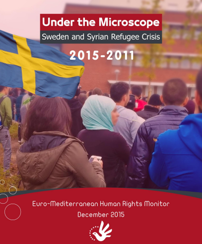 Under the Microscope: Sweden and Syrian Refugee Crisis