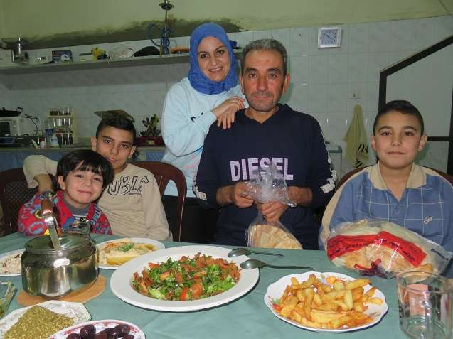 Dinner With Syrian Refugees: A Meal Every Member of Congress Should Have