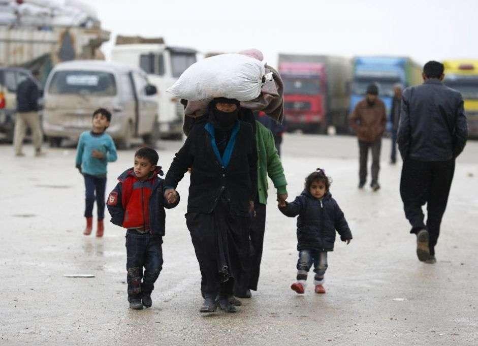 UN Meeting Ducks Syria Refugee Responsibility