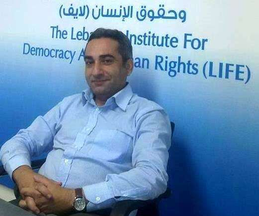 Lebanon: Arrest of human rights attorney is unacceptable 'chilling' of freedom of expression