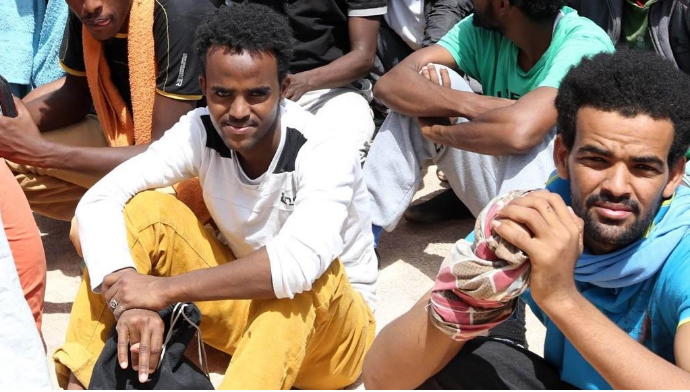 African Migrants in Libya Face Kidnapping, Torture, and Robbery on Smuggling Route to Europe