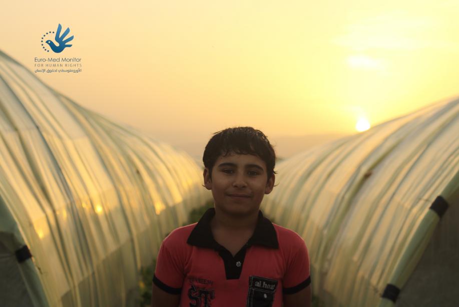 Dangerous exploitation of Syrian refugee children rampant in Jordan