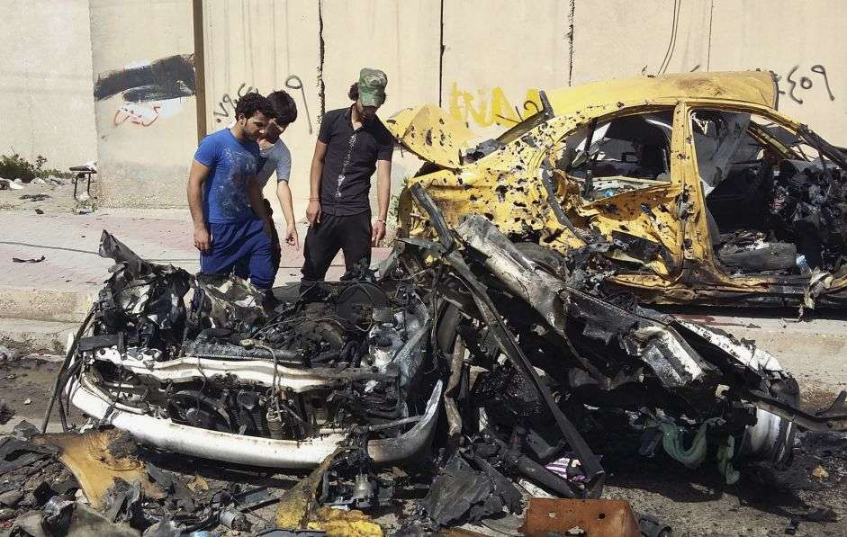 Indiscriminate bombings in Iraq by the 'Islamic State' must stop