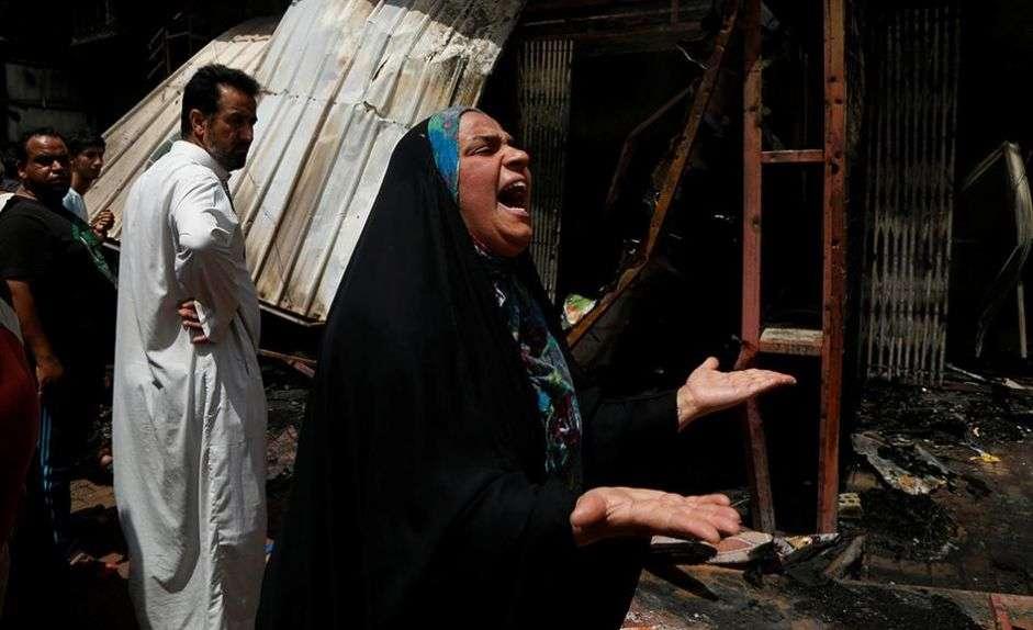 العراق: جرائم ضد الإنسانية يرتكبها تنظيم الدولة ضد المدنيين