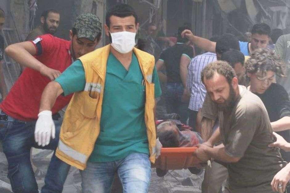 سوريا: مقتل 700 طبيب وعامل في المجال الطبي منذ اندلاع الصراع