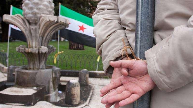 Syria's civil war: On Syria's forgotten detainees