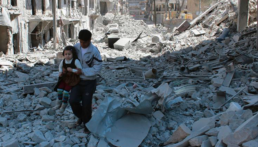 Syrie: des crimes de guerre commis à Alep