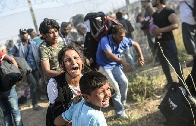 Turkish border guards use lethal force with Syrian asylum seekers