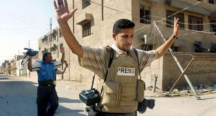 التحذير من استمرار تدهور حالة حقوق الإنسان في العراق وإدانة مقتل صحفي عراقي
