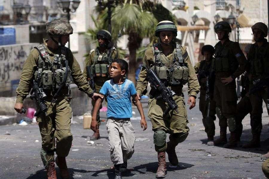 تقرير: احتجاز وتعذيب للأطفال بمناطق النزاع