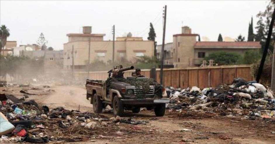ليبيا: ارتفاع حصيلة الضحايا المدنيين في بنغازي