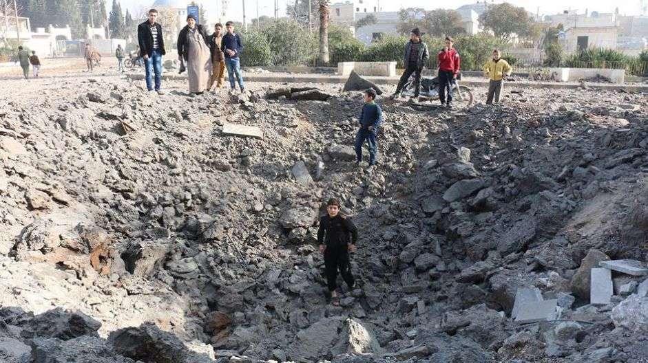 Syrie: De graves dangers menacent les civils à Azaz