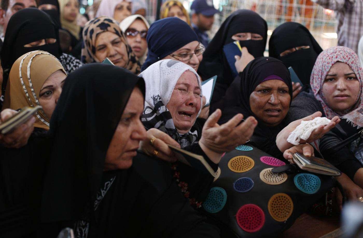 Malgré la brève ouverture du poste-frontière, les Gazaouis atteints de cancer restent captifs