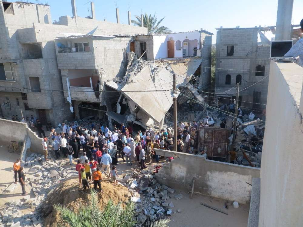 Des jets israéliens ont mené des raids sur Gaza