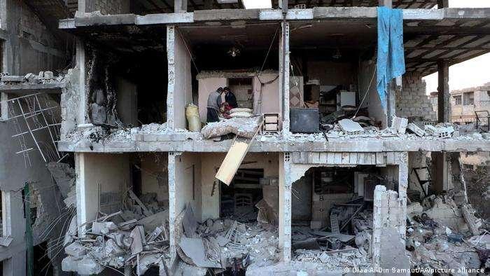 Syrie:Les attaques contre des hôpitaux témoignent d'un mépris pour la vie humaine