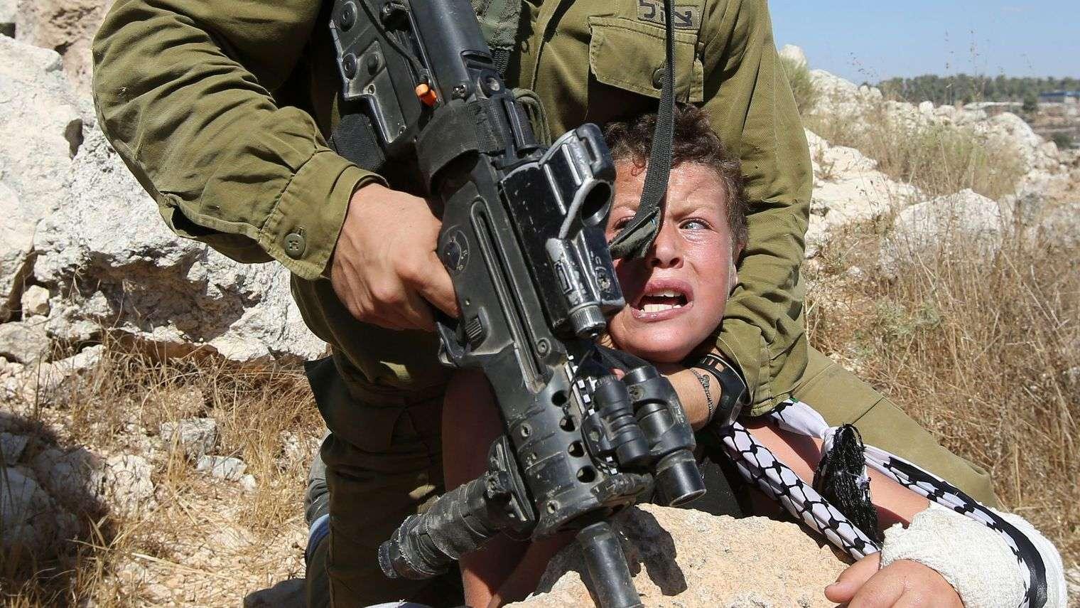 Israël approuve l'emprisonnement de « terroristes » à partir de 12 ans