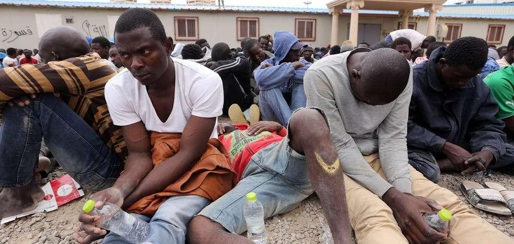 Réfugiés : le piège libyen
