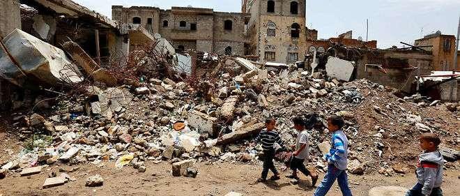 Yémen : 10 enfants tués dans un raid aérien de la coalition arabe, selon MSF