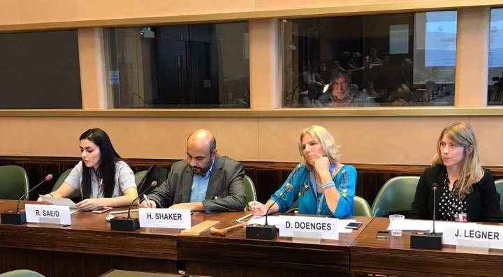 Euro-Med au Conseil des Droits de l'Homme: Dégradation alarmante des taux de liberté d'expression dans la région arabe