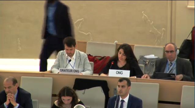 Euro-Med et COJEP demandent au Conseil des Droits de l'Homme de soutenir le droit à la liberté d'opinion et d'expression