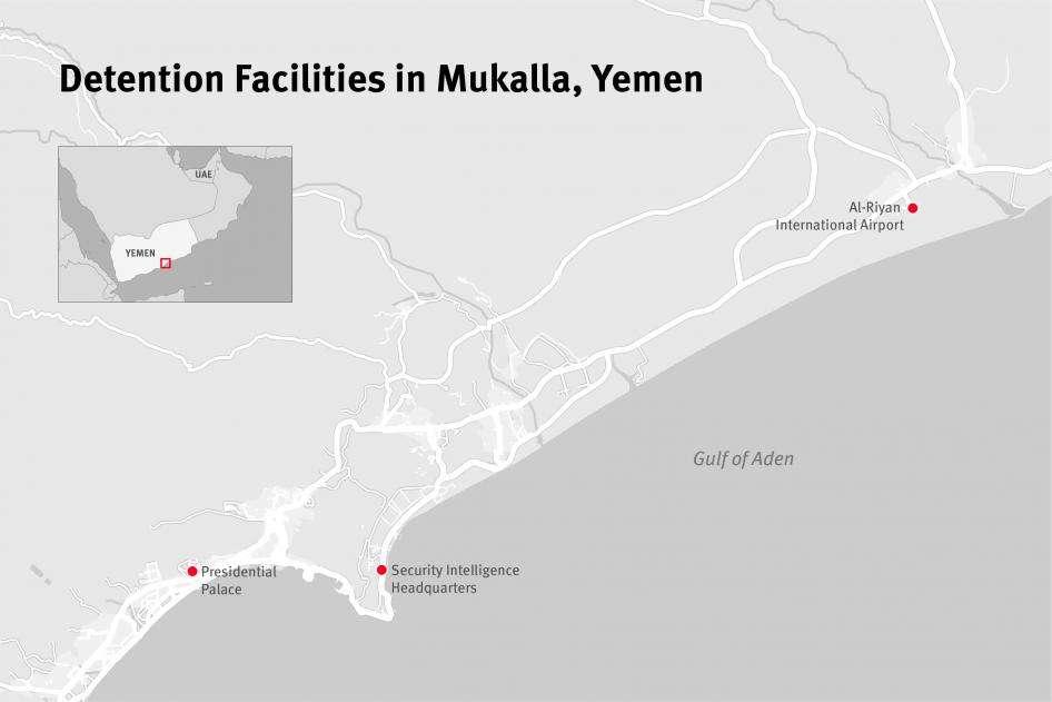 Yemen: UAE Backs Abusive Local Forces