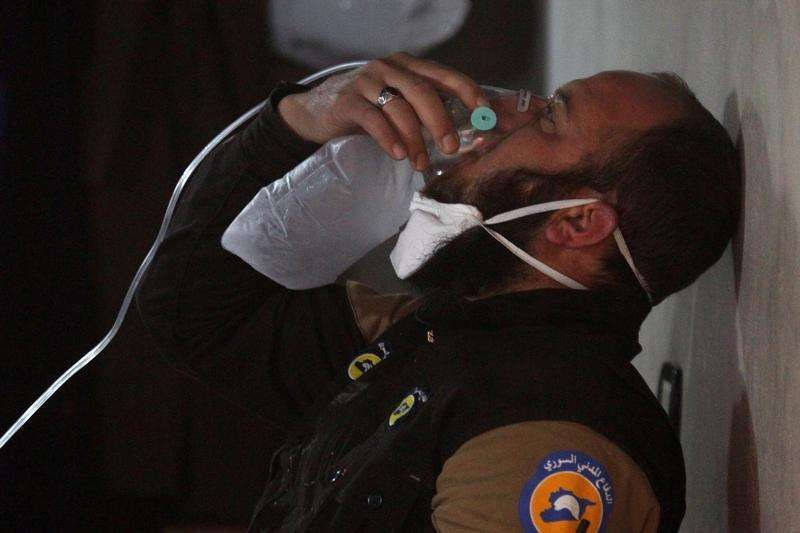 The Forgotten Chemical Attacks in Syria