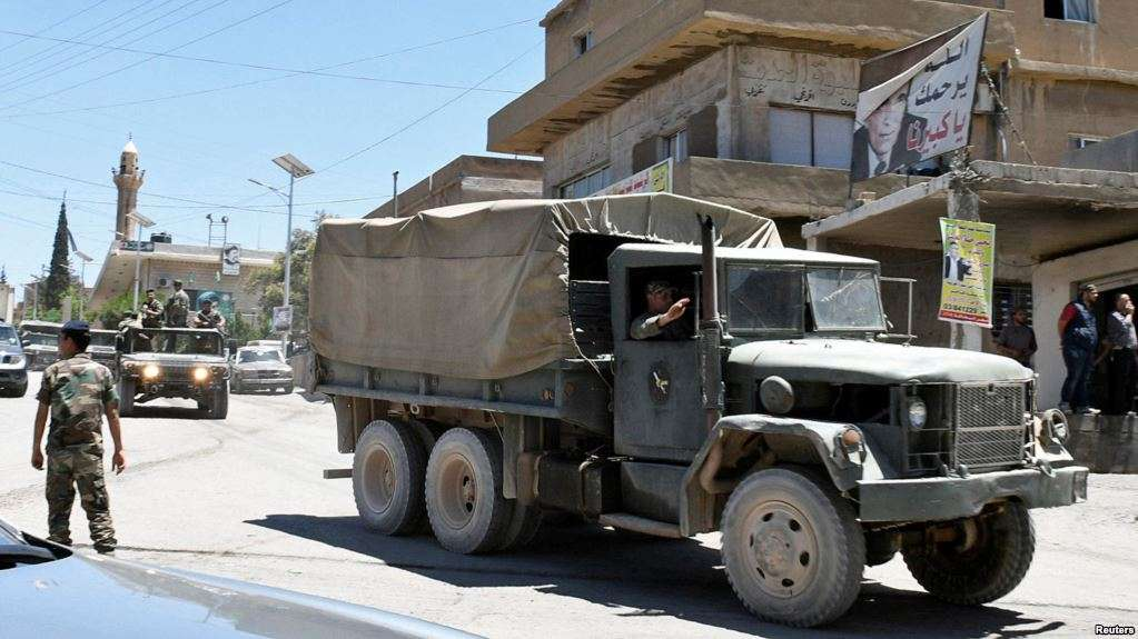 Lebanon: Deaths, Alleged Torture of Syrians in Army Custody
