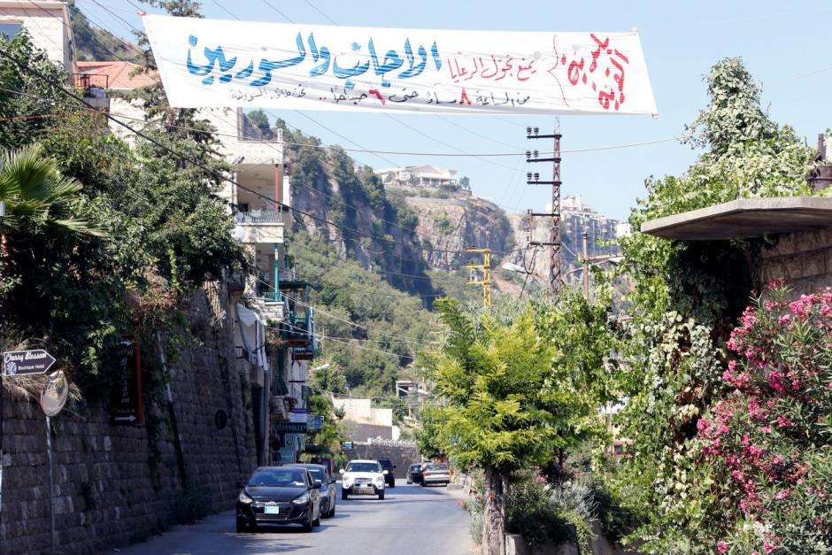 New report: Imposition of curfew on Syrian refugees in Lebanon unacceptable