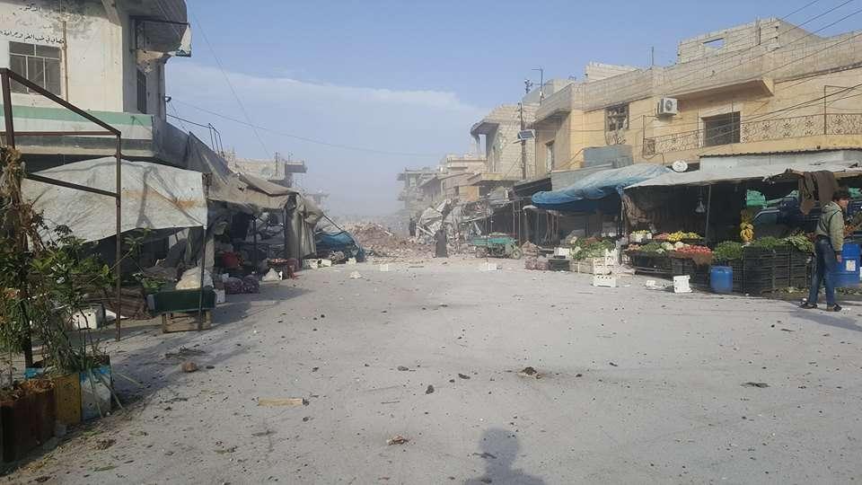 سوريا: الأورومتوسطي يطالب بموقف دولي حاسم إزاء مجزرة الأتارب