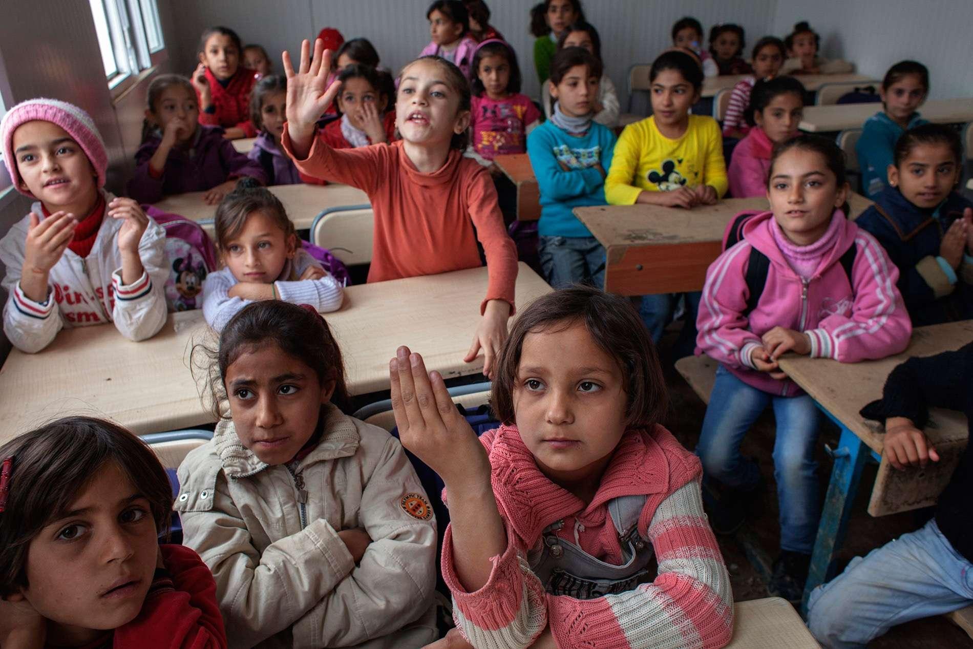 Liban: les autorités doivent lever les obstacles aux 300 000 enfants syriens en dehors des écoles