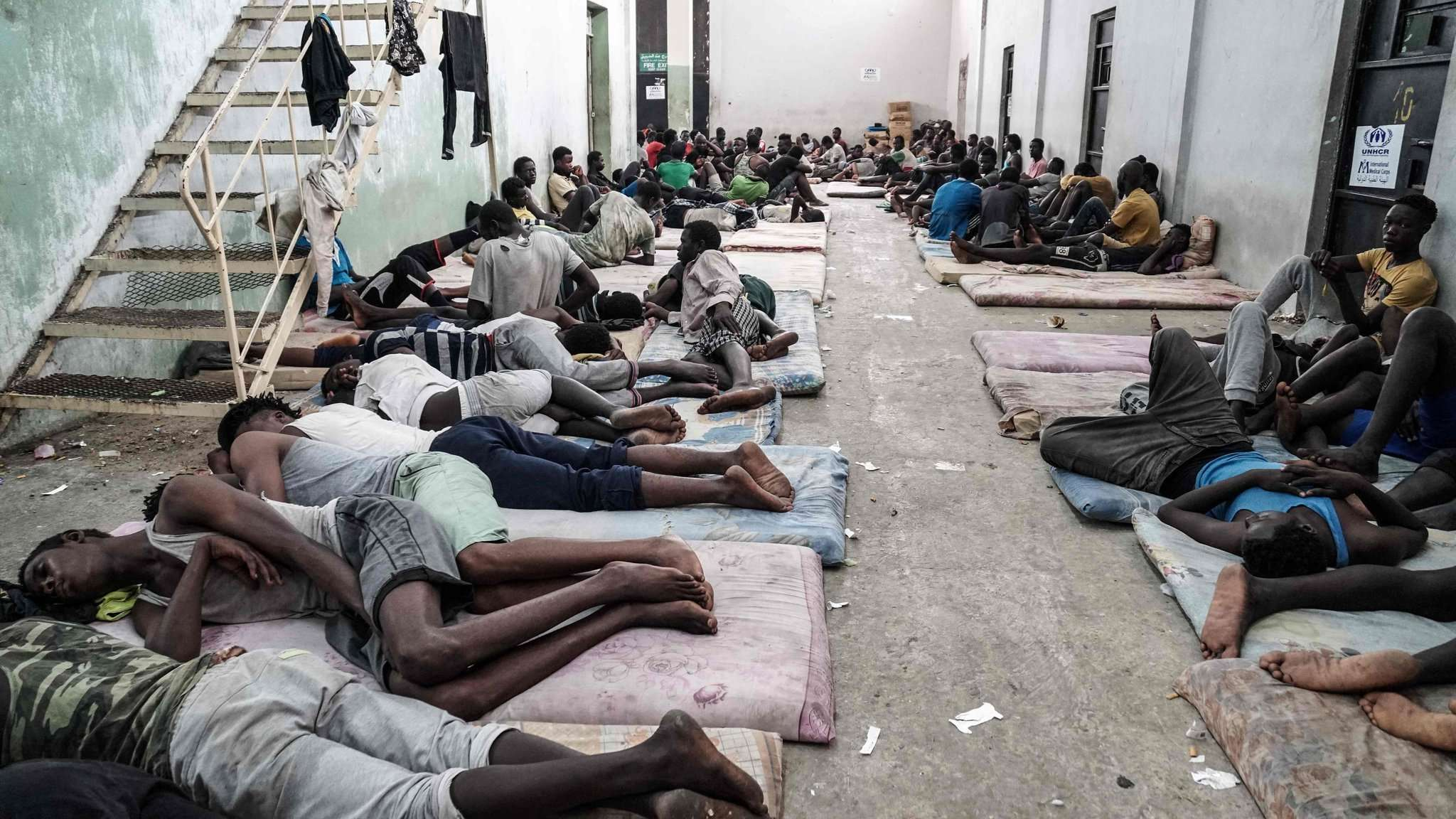 Libya: Dozens of refugees kidnapped by armed gangs