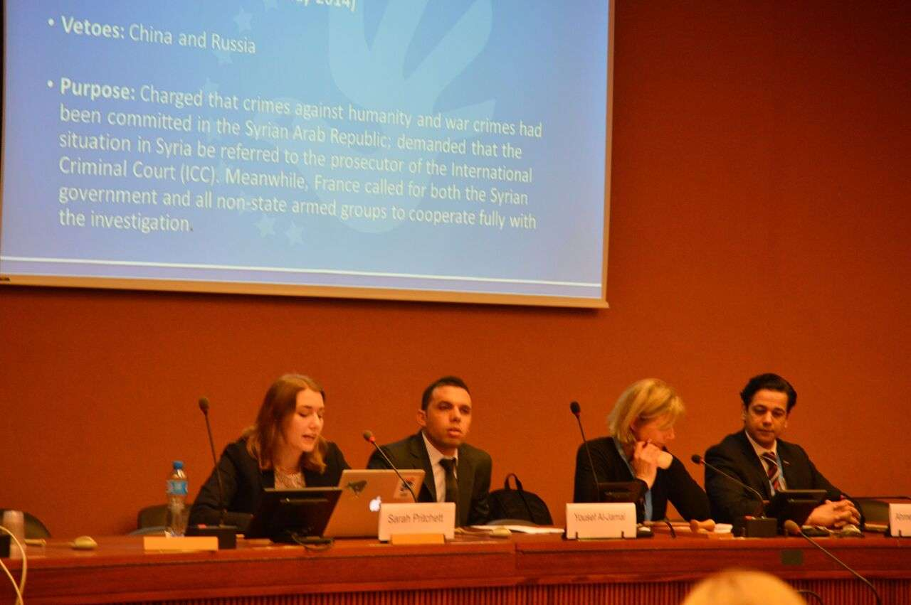 At HRC: Euro-Med Monitor and GIWEH organize workshop on humanitarian crises resulting from armed conflicts in the ME