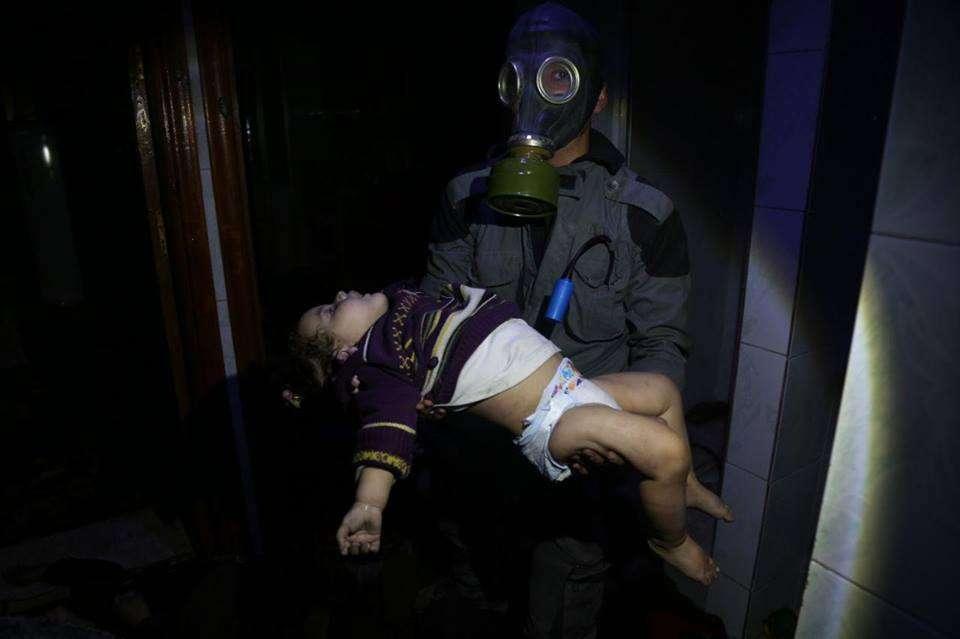 سوريا: المجتمع الدولي يتحمل مسؤولية الهجوم الكيماوي على دوما