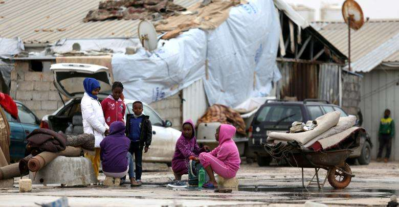 Euro-Med Monitor : Assault on Tawergha's displaced persons and attempting to force them out of Tripoli is a war crime