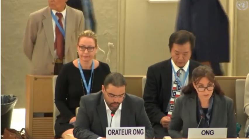 في بيانٍ له أمام مجلس حقوق الإنسان: الأورومتوسطي يطالب بإنشاء محكمة دولية للمحاسبة على الانتهاكات في اليمن